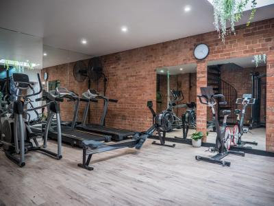 High Quality Gym Equipment image